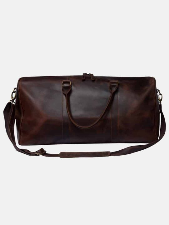 Amado travel bag back
