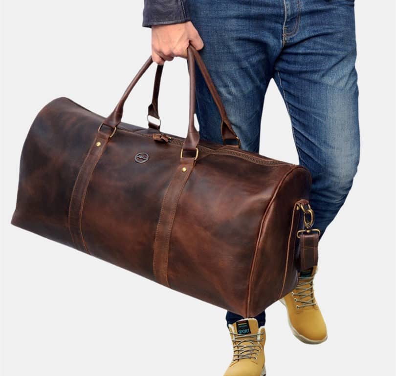 Amado travel bag model 2