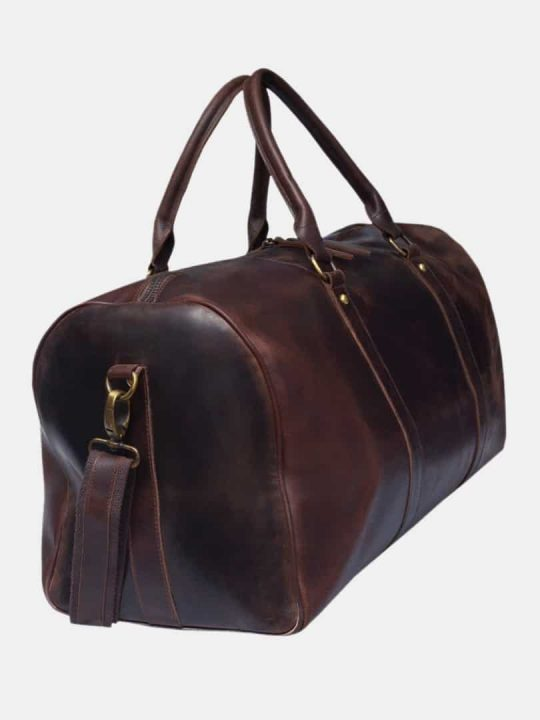 Amado travel bag side
